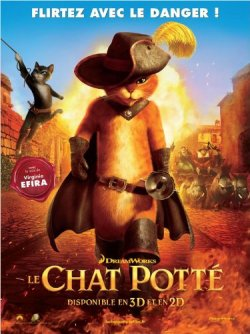 Le Chat Potté DVD