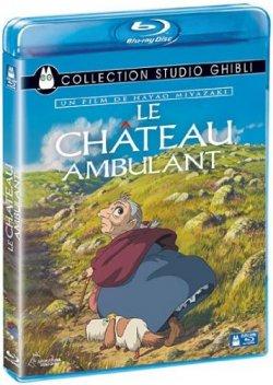 Le Château ambulant Blu Ray