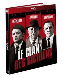 Le Clan des Siciliens - Blu Ray