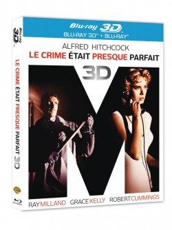 Le Crime était presque parfait - Blu Ray 3D