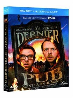 Le dernier pub avant la fin du monde - Blu Ray