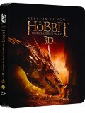 Le Hobbit 2 version longue -  Blu-ray 3D Steelbook