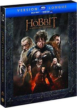 Le Hobbit : La bataille des cinq armées Version longue - Blu Ray