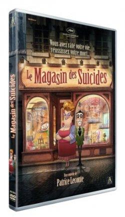 Le Magasins des suicides - DVD