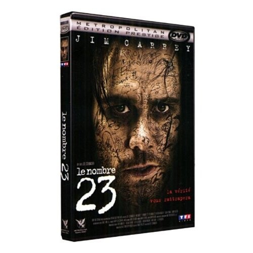 Le nombre 23 en dvd blu ray for Le nombre 13 film