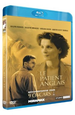 Le Patient anglais Blu-ray