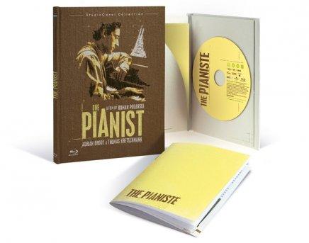 Test du Blu-Ray Test du Blu-Ray Le Pianiste