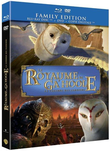 Test Blu-ray Le Royaume de Gahoole