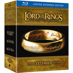 The Lord of the Rings (version longue) - Coffret trilogie