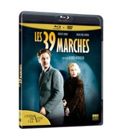 Les 39 Marches - Blu Ray