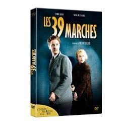 Les 39 marches - DVD