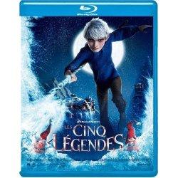 Les cinq légendes - Blu-Ray Combo