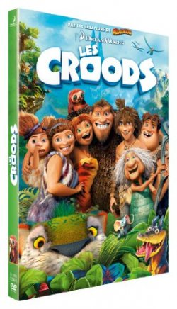 Les Croods - DVD