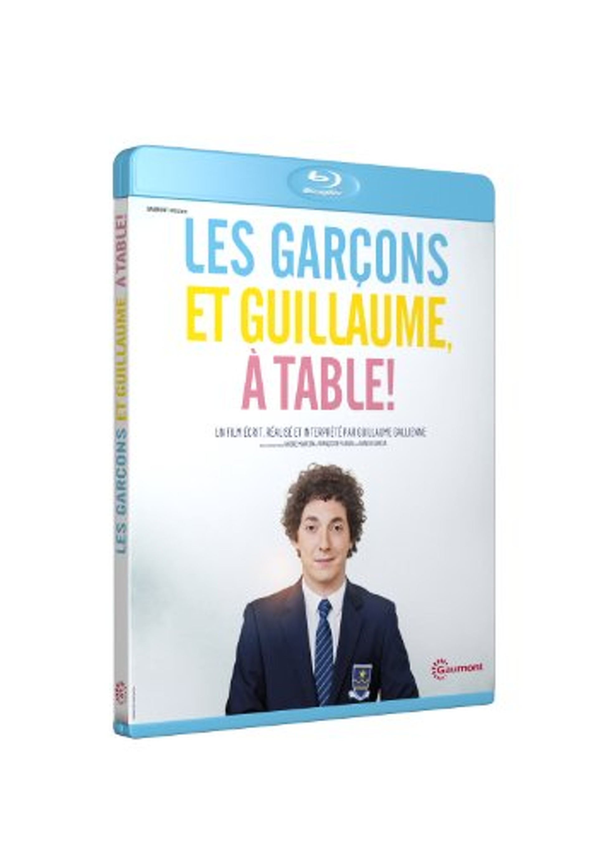 Les gar ons et guillaume table en dvd blu ray - Guillaume et les garcons a table trailer ...