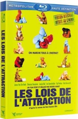Les Lois de l'attraction Blu Ray