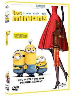 Les Minions - DVD