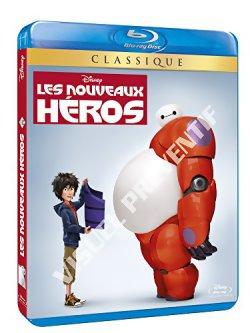 Les Nouveaux Héros - Blu Ray
