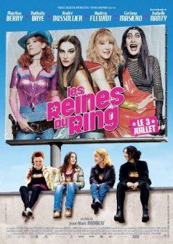Les Reines du ring - DVD