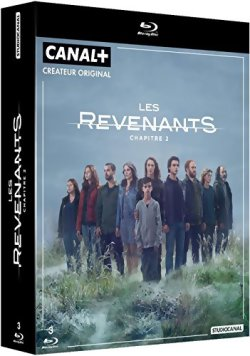 Les Revenants Saison 2 - Blu Ray