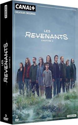 Les Revenants Saison 2 - DVD