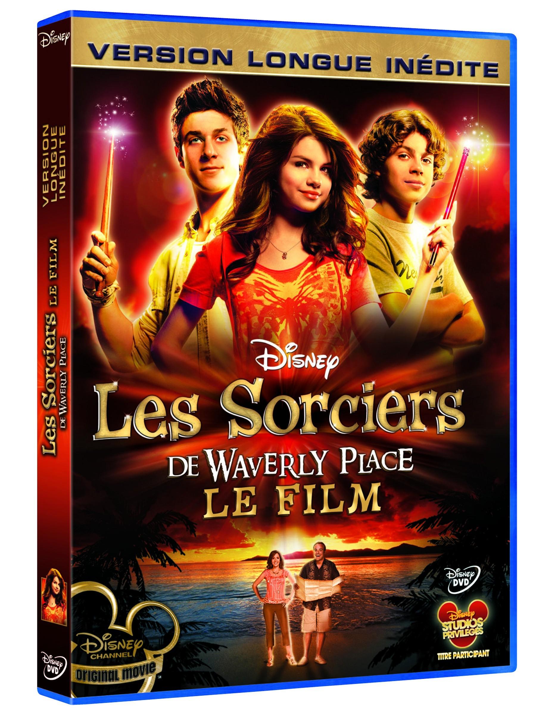 [Multi3]Les Sorciers de Waverly Place : Le film (TV)[DVDRiP]
