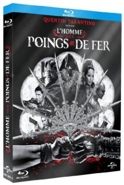 L'homme aux poings de fer - Blu Ray