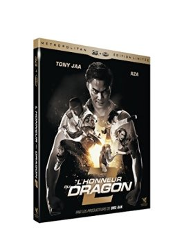 L'Honneur du Dragon 2 - Blu Ray 3D
