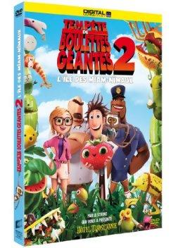 L'île des Miam-nimaux : Tempête de boulettes géantes 2 - DVD