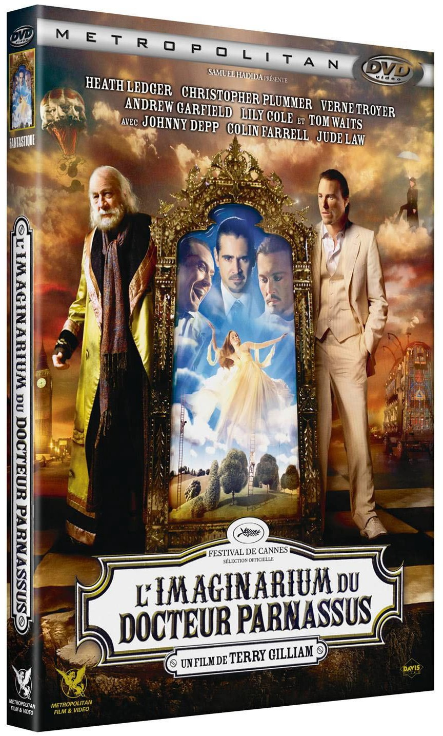 [MULTI] L'Imaginarium du Docteur Parnassus [DVDRiP] 2 CD