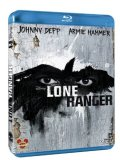 The Lone Ranger - Blu Ray