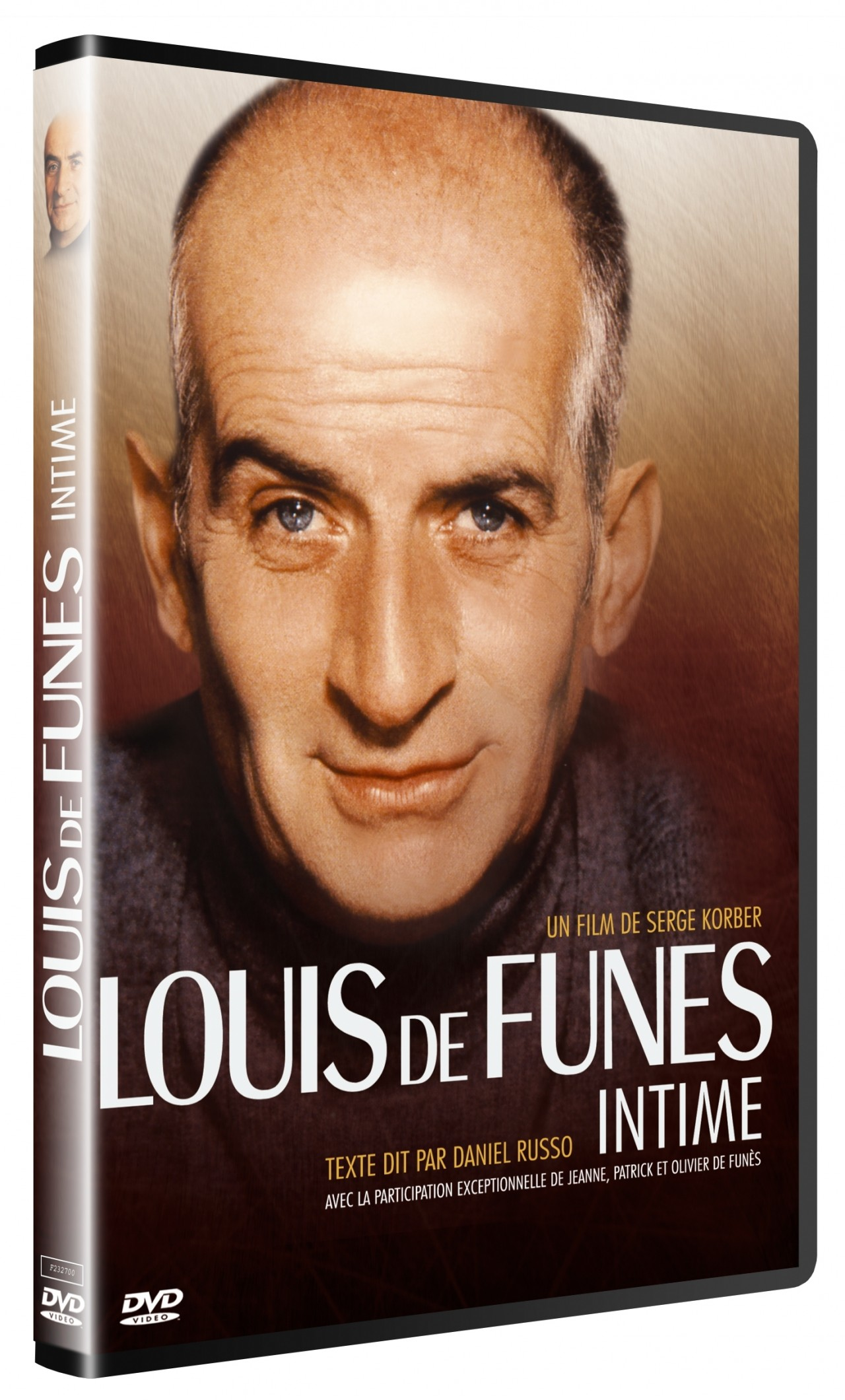 test dvd louis de fun s intime. Black Bedroom Furniture Sets. Home Design Ideas