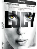 Lucy - Blu Ray