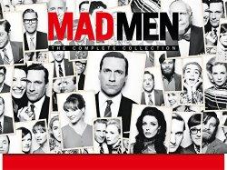 Mad Men - la série complète [Blu Ray]