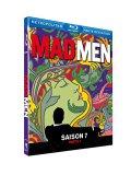 Mad Men saison 7 - Blu Ray (Partie 1)