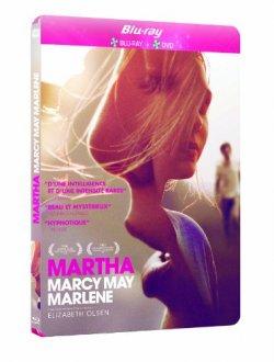 Martha Marcy May Marlene Combo DVD + Blu Ray