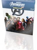 Intgrale Marvel : Coffret Blu Ray