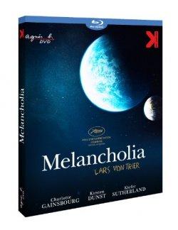 Melancholia Blu Ray