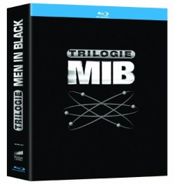 Men In Black - Trilogie Blu Ray