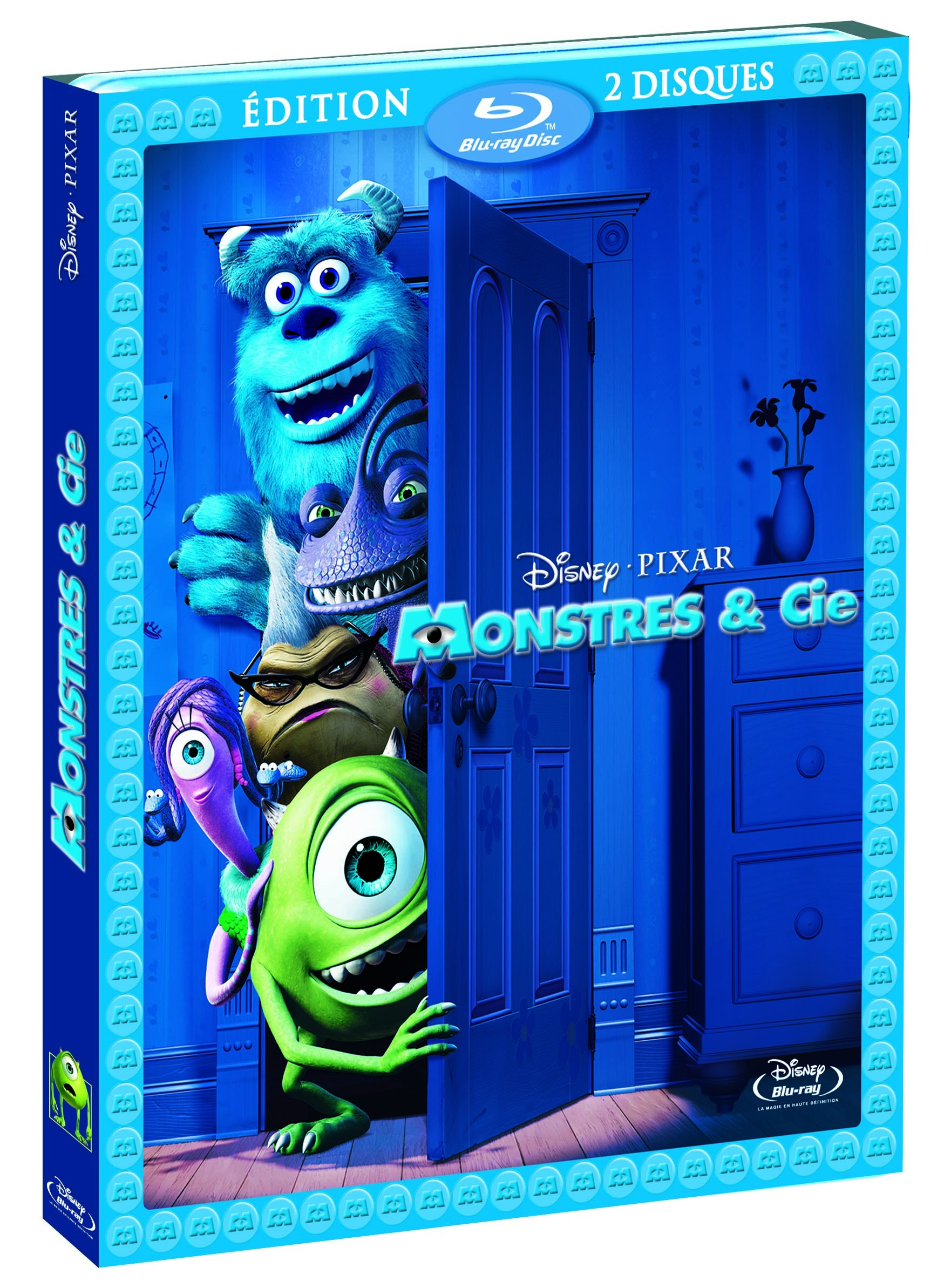 Blu Ray Monstres Et Compagnie