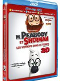 M. Peabody et Sherman - Blu-ray 3D