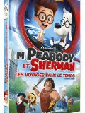 M. Peabody et Sherman - DVD
