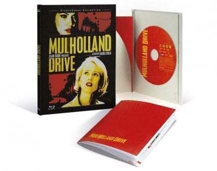 Test Blu-ray du film Test Blu-ray du film Mulholland Drive