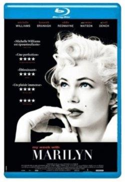 My week with Marilyn Blu Ray