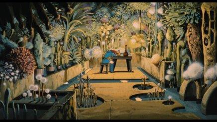 Nausicaa : captures blu-ray HD