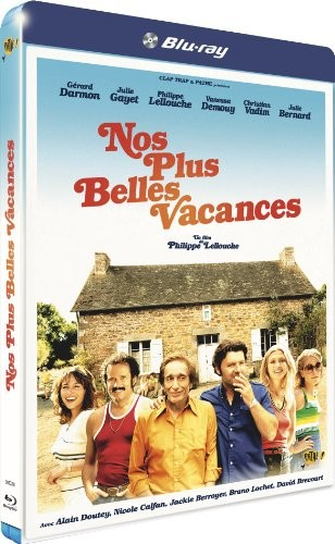 Nos plus belles vacances [Blu-Ray 1080p][UL]