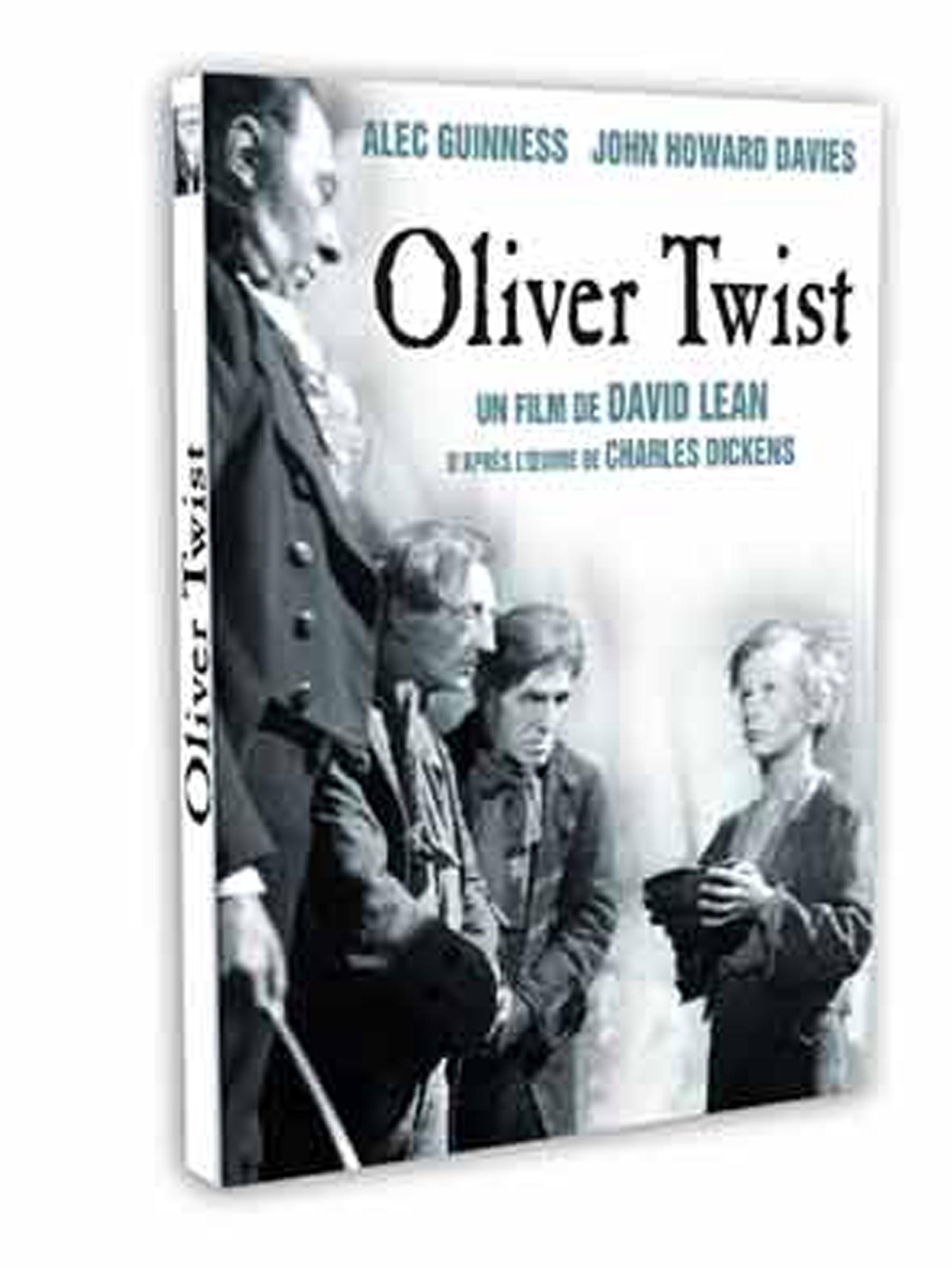 oliver twist film