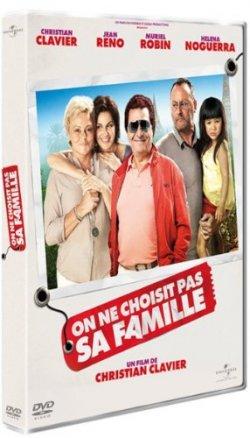 On ne choisit pas sa famille DVD