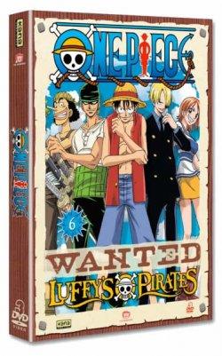 One Piece - Coffret 6