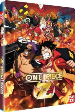 One Piece Z - Blu Ray