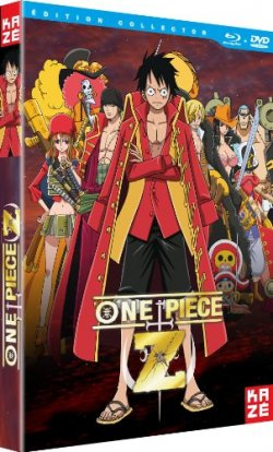 One piece Z - Blu Ray Collector